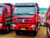 Sinotrck HOWO 8X4 12wheeler Dumper Truck 336/371HP Africa Ethiopia