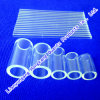 High Purity Quartz Glass Ring, Clear Silica Ring Used as Lamp Sleeve