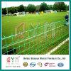 Galvanized PVC Coated Rolled Welded Iron Euro Fence/Euro Panel Fence