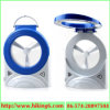 LED Lamp & Fan, Mini Fan+LED Desk Lamp, Emergency Light
