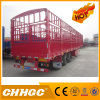 Chhgc 40FT 3 Axles Warehouse Bunker Semi-Trailer