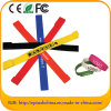 Custom Logo Freely Silicone Bracelet USB Flash Drive (EG001)