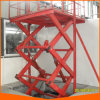 Heavy Duty Hydraulic Scissor Lift Table for Warehouse Cargo Loading