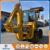 Wheel Backhoe Loader Mini Backhoe Excavator Bagger