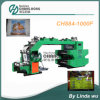 CH884-1000f 4 Color Flexo Printing Machine (CE)