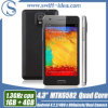 4.3inch F9006 Mini Note3 Mtk6582 Quad Core 1.3GHz 1GB+4GB Android 4.2 3G Smartphone