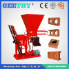 Eco Brava Manual Clay Interlocking Soil Brick Machine