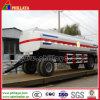 2 Axles Full Trailer Tank Truck