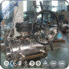 RF Flanged Stainless Steel Forged Ball Valve 600lb