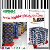 Supermarket Heavy Duty Plastic Pallet Display Rack