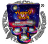 Happy Boom Spinner Fireworks Toy Fireworks