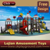 Multi Functional Combination Funny Outdoor Plastic Playground (X12194-5)