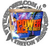 Power Ace 35 Shots Cake Fireworks