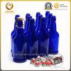 32oz Glass Swing Top Bottle Cobalt Blue Glass Bottle with Foam Package (811)