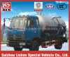 10000L Sewage Suction Tanker Truck with Dongfeng Chassis