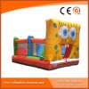 2017 Inflatable Lovely Jumping Moonwalk Bouncer (T1-650)