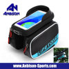 Bicycle Bike Beam Sides Bag 6.2 Inch Phone Touch Screen Bag
