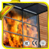 Double Layer Tempered Fireproof Glass for Safety