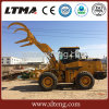 Ltma Small 4 Ton Log Loader with Trailer