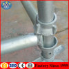 2017 New Galvanized Painted Cuplock System Scaffolding for Sale
