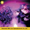 Full Spectrum 75W UFO LED Grow Light 25*3W for Indoor Flower Plants Grow