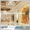 Indoor Decoration Natural Stone - Granite & Marble Wall, Medallion Flooring, Column