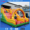 Small Slide Inflatable for Family Use in Garden