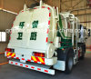 8 m3 Kitchen Waste Garbage Truck