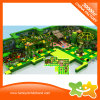 Forest Theme Funny Indoor Plastic Indoor Playground Equipment for Children