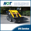 Alh280 Wheel Small Loader Skid Steer Mini Loader