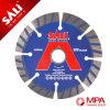 Professional Concrete Porcelain Diamond Grit Reciprocating Saw Blade for Sale
