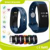 Heart Rate Monitor Pedometer Sleeping Monitor IP-X5 Waterproof Bluetooth Wristwatch