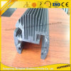 OEM Aluminum Extrusion with Automobile Lamp Aluminium Radiator