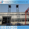 Electric Movable Platform for Hydraulic Scissor Lifting