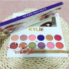 2017 Kylie Jenner the Royal Peach Palette 12 Color eyeshadow palette