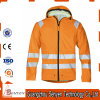 High Visibility Class III Reflective Safety Jackets Removable Lining
