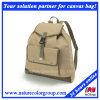 Canvas Book Bag School Backpack for Student