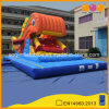 Kids Games Fish Cartoon Inflatable Slide (AQ802)