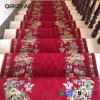 Rectangle Stair Mat Decorative Chenille Yarn Stair Carpet