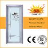 Waterproof Single Glazed Aluminum Doors for Toilet (SC-AAD021)