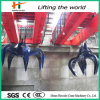 Hydraulic Grab Overhead Bridge Crane for Garbage