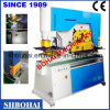 China Top Brand 26 Year Factory Sheet Metal Ironworker with Multi Function