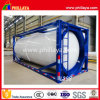 Certificated ISO Standard Bulk Cement Pressure Tank Container