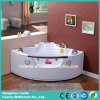 European Style Massage Bathtub with Computer Control Panel (CDT-003)