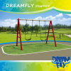 Top Sale Attractive Skillful Kids Outdoor Swing for Park
