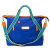 Washed Fabric Tote Bag/ Women Handbag (WL-3)