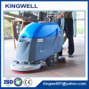 Rechargeable Push Type Floor Cleaning Scrubber Machine