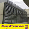 Aluminium Louvers for Manufactory Using