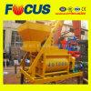 Twin Shaft Concrete Mixer, Productivity 60m3/H Js1000 Concrete Mixer