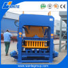 Fully Automatic Hollow/Solid/Interlocking Concrete Block Machine (QT4-18) with PLC Control System